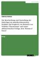 Die Beschreibung und Darstellung der Dido-Figur im mittelhochdeutschen Erzählen. Ein Vergleich von Heinrich von Veldekes 'Eneasroman' und seiner altfranzösischen Vorlage, dem 'Roman d' Eneas'