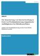 Die Inszenierung von Internetwerbung in Form von Produktplatzierung. Linguistische Auffälligkeiten bei BibisBeautyPalace