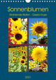 Sonnenblumen - Strahlende Blüten (Wandkalender 2021 DIN A4 hoch)
