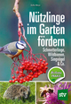 Nützlinge im Garten fördern