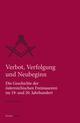 Die Geschichte der österreichischen Freimaurerei 1918-1938/45