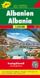 Albanien, Autokarte 1:150.000, Top 10 Tips