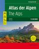 Atlas der Alpen, Autoatlas 1:150.000