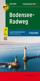 Bodensee-Radweg, Leporello Radtourenkarte 1:150.000