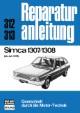 Simca 1307 / 1308 ab Juli 1975