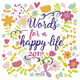 Words for a happy life 2019