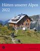 Hütten unserer Alpen 2022