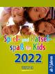 Spiel- und Rätselspaß für Kids 2022