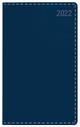 Buchkalender Daily Timer Compact Tizio dunkelblau 2022