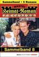 Heimat-Roman Treueband 8 - Sammelband