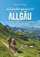 Wandergenuss Allgäu
