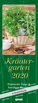 Kräutergarten 2020