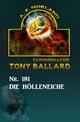 Die Hölleneiche Tony Ballard Nr. 181