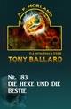 Die Hexe und die Bestie Tony Ballard Nr. 183
