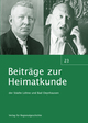 Beiträge zur Heimatkunde der Städte Löhne und Bad Oeynhausen