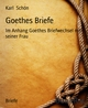 Goethes Briefe