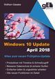 Windows 10 Update April 2018