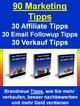 90 Marketing Tipps