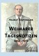 Weimarer Tagesnotizen 1958 - 1973