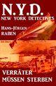 Verräter müssen sterben: N.Y.D. - New York Detectives