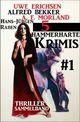 Thriller Sammelband 5 hammerharte Krimis 1