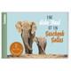 Postkarten-Buch 'Eine dicke Haut ist ein Geschenk Gottes'