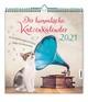 Der himmlische Katzenkalender 2021