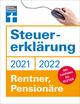 Steuererklärung 2021/22 - Rentner, Pensionäre