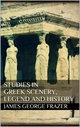 Studies in Greek Scenery, Legend and History