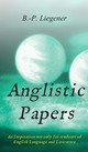 Anglistic Papers