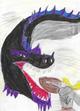 Der schwarze Drache von Neustift-Innermanzing