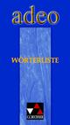 adeo Wörterliste