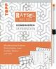 Rätselwelten - Rätseln, Kombinieren & Verbinden: Wunderschöne Arukone, Laserstrahlen, Kettensudokus, Sikakus und mehr