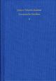 Johann Valentin Andreae: Gesammelte Schriften / Band 8: Turbo, sive moleste et frustra per cuncta divagans ingenium (1616)