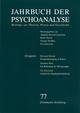Jahrbuch der Psychoanalyse / Band 77: Gruppen