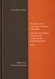 De iustitia et iure caeterisque virtutibus cardinalibus. Über die Gerechtigkeit und das Recht und die übrigen Kardinaltugenden. Teil I