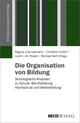 Die Organisation von Bildung