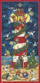 Adventskalender 'Weihnacht am Leuchtturm'