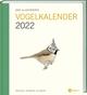 Der illustrierte Vogelkalender 2022