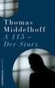 A 115 - Der Sturz