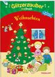 Glitzerzaubermalbuch - Weihnachten