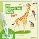 BOOKii Mein Bildwörter-Buch Tiere