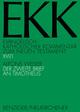 Evangelisch-Katholischer Kommentar zum Neuen Testament (EKK) / Der zweite Brief an Timotheus