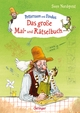 Pettersson und Findus - Das große Mal- und Rätselbuch