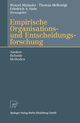 Empirische Organisations- und Entscheidungsforschung