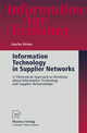 Information Technology in Supplier Networks