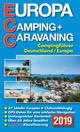 ECC - Europa Camping- + Caravaning-Führer 2019