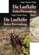 Die Laufkäfer Baden-Württembergs 1/2