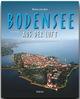 Reise um den Bodensee aus der Luft
