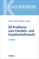 20 Probleme zum Handels- und Gesellschaftsrecht